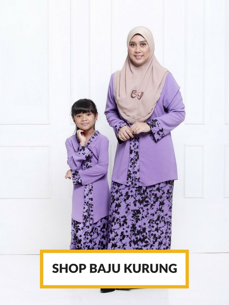 Fesyen Rasa Sayang, Baju Kurung Moden Malaysia
