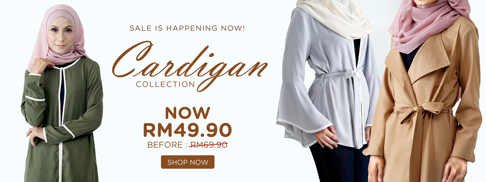 Rasa Sayang Cardigan Collection