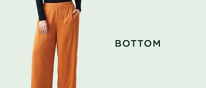 Rasa Sayang Bottom Fesyen Muslimah
