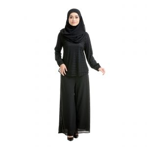 Helena Blouse Black