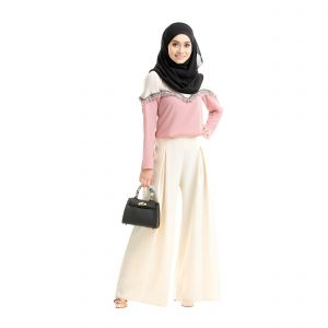 Mila Blouse Dusty Pink