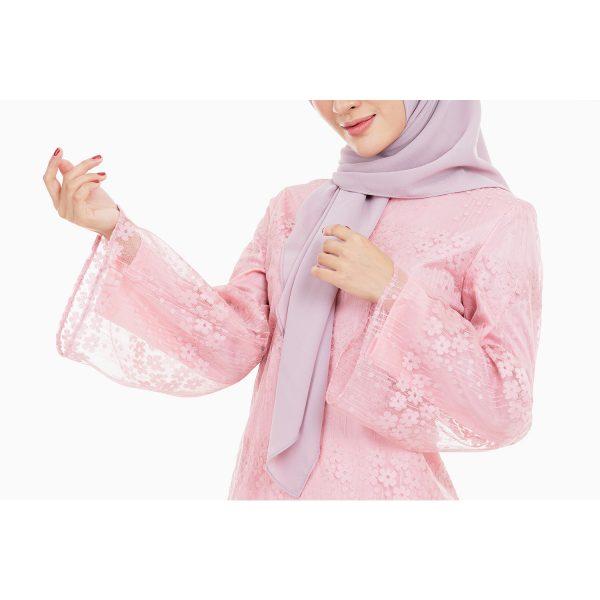 Rindiani Kurung Pink 5