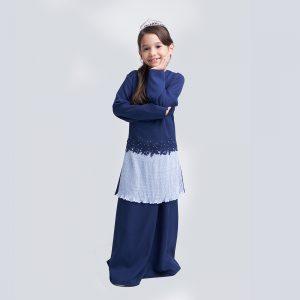 Aaina Kid Blue W