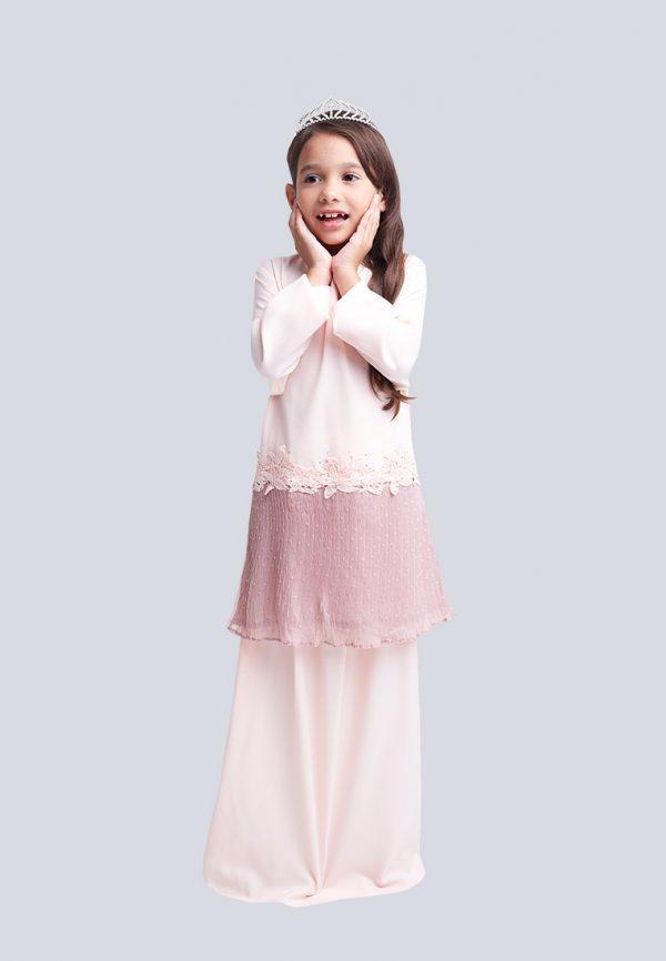 Aaina Kid Pink 1