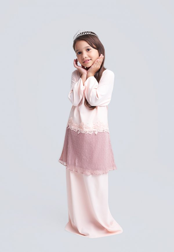 Aaina Kid Pink 3