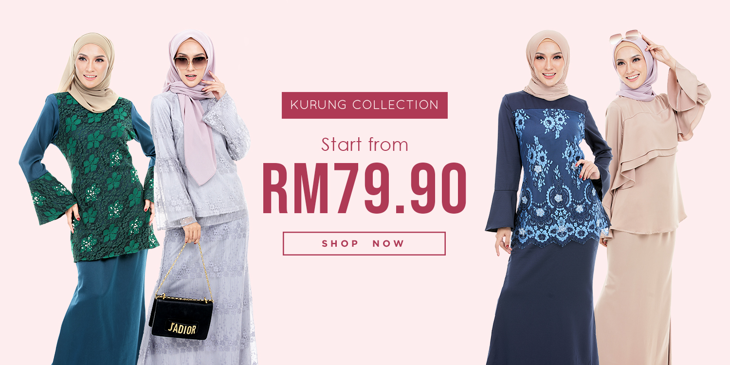 Kurung New Web Banner