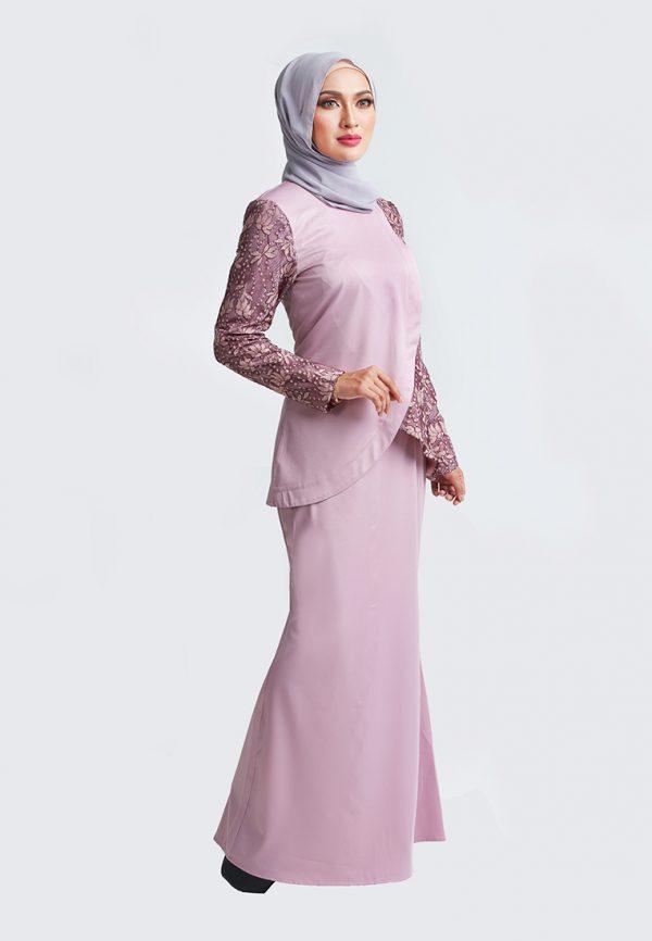 Aleesya Pink 2