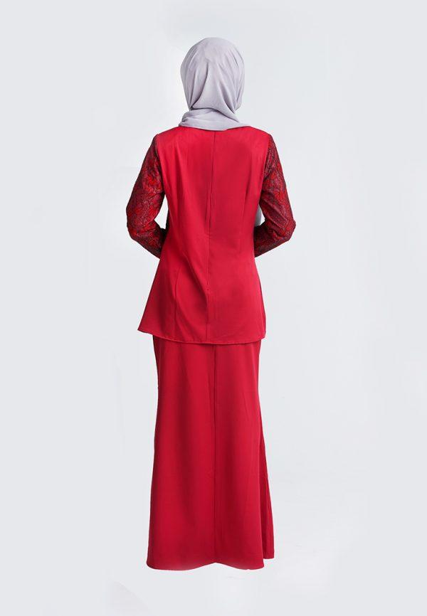 Aleesya Red 1