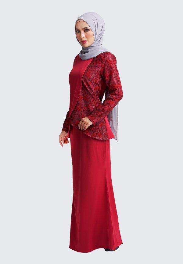 Aleesya Red 3