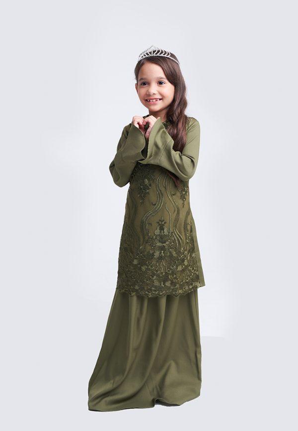 Amna Kids Green 1