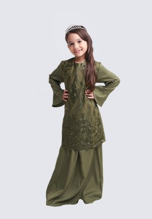 Amna Kids Green 2
