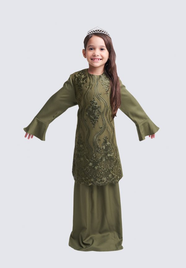 Amna Kids Green 3