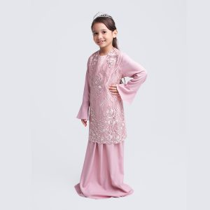 Amna Kids Pink W