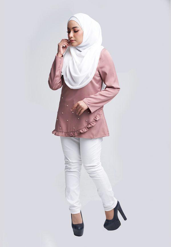 Tiara Dusty Pink 1