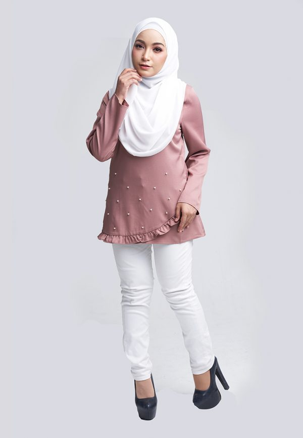 Tiara Dusty Pink 4
