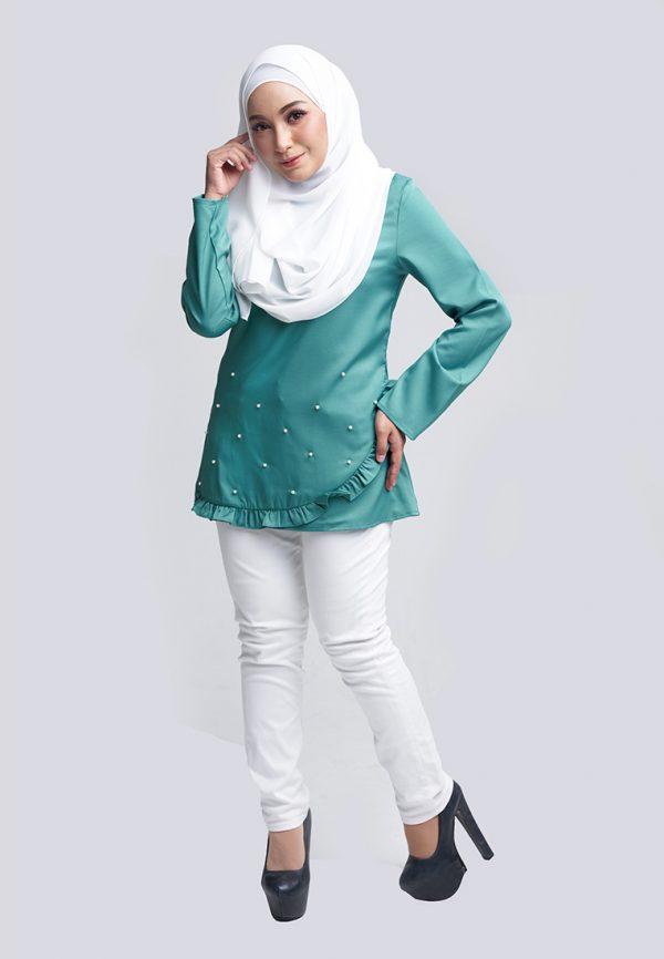 Tiara Green 3