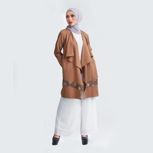 Rosy Cardigan Brown W