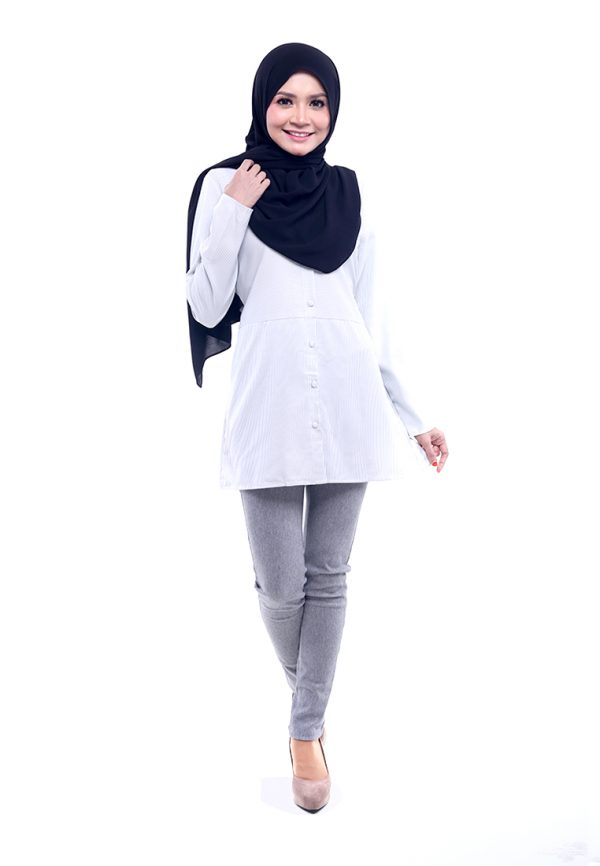Peris Blouse White 2