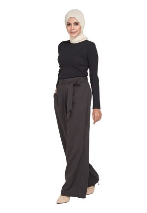 Queen Pants Black (4)