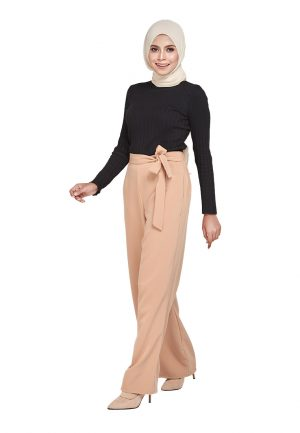 Queen Pants Brown (4)