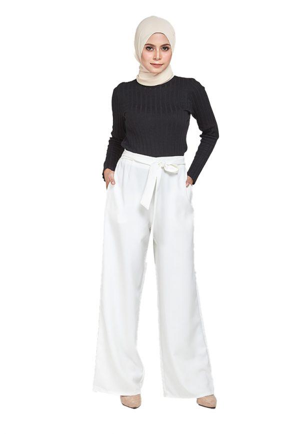 Queen Pants White (1)