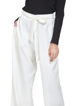 Queen Pants White (3)