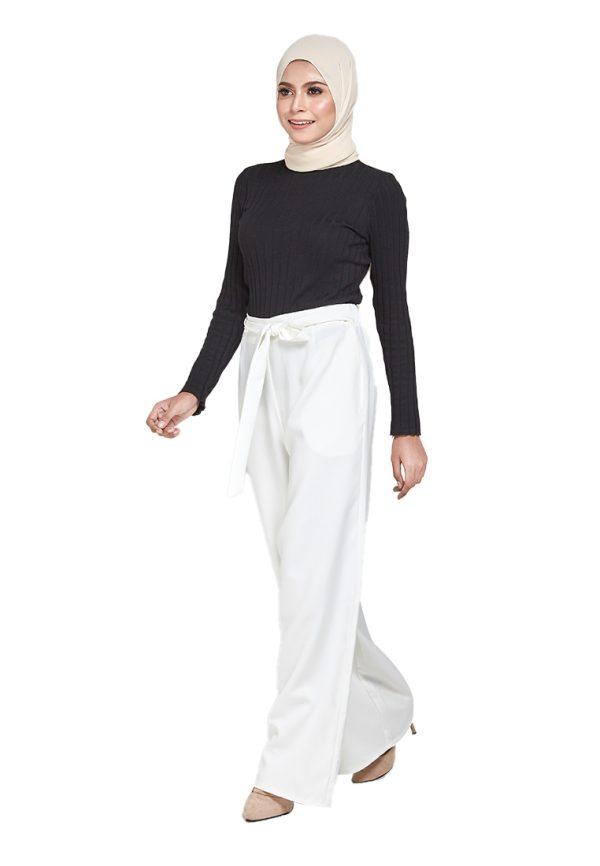 Queen Pants White (4)