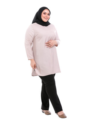 Dacla Blouse Plus White (5)