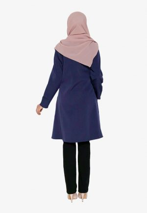 Melati Blouse Navy 3