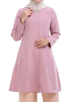 Melati Blouse Pink (2)