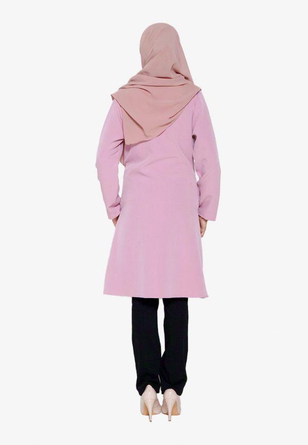 Melati Blouse Pink 2