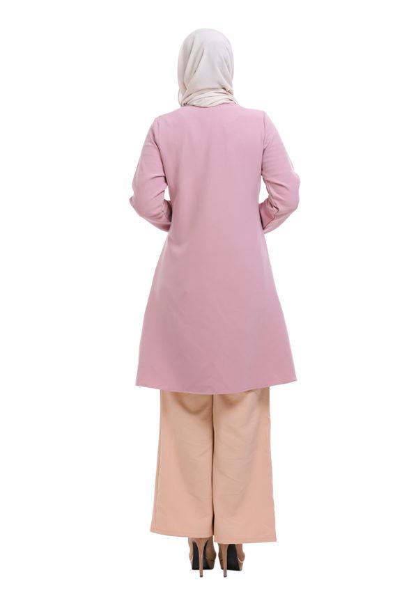 Melati Blouse Pink (3)