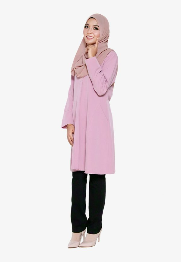 Melati Blouse Pink 4