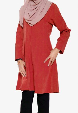 Melati Blouse Red 1