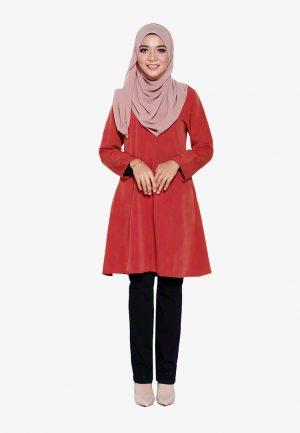 Melati Blouse Red 3