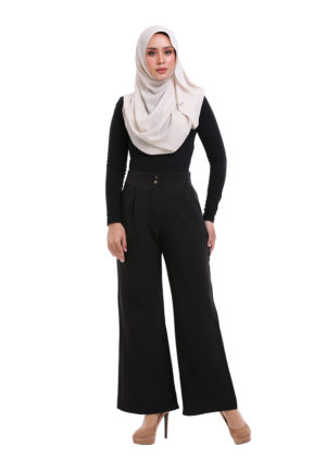 Royal Long Pants Black (1)