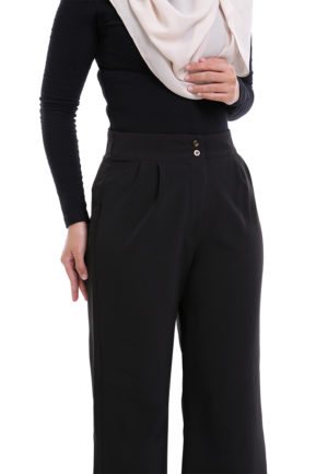 Royal Long Pants Black (3)