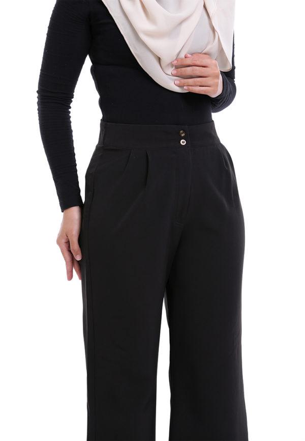 Royal Long Pants Black (3)