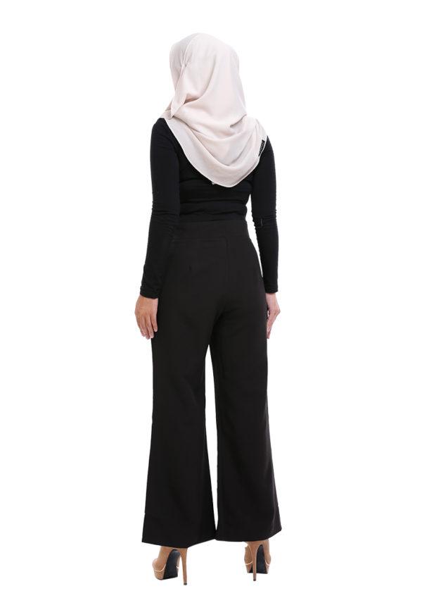 Royal Long Pants Black (4)