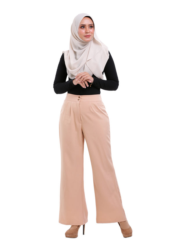 Royal Long Pants Brown (1)