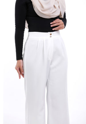 Royal Long Pants White (3)
