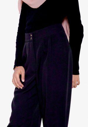 Royal Pants Black 1