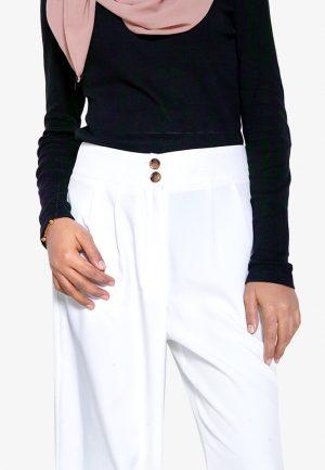 Royal Pants White 1