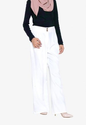 Royal Pants White 4