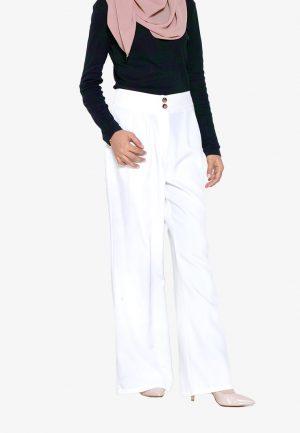 Royal Pants White 4