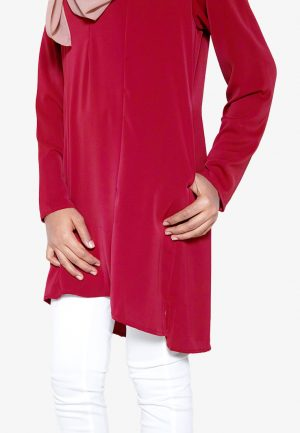 Vivan Blouse Red 2
