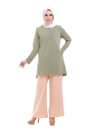 Vivan Blouse Green (1)