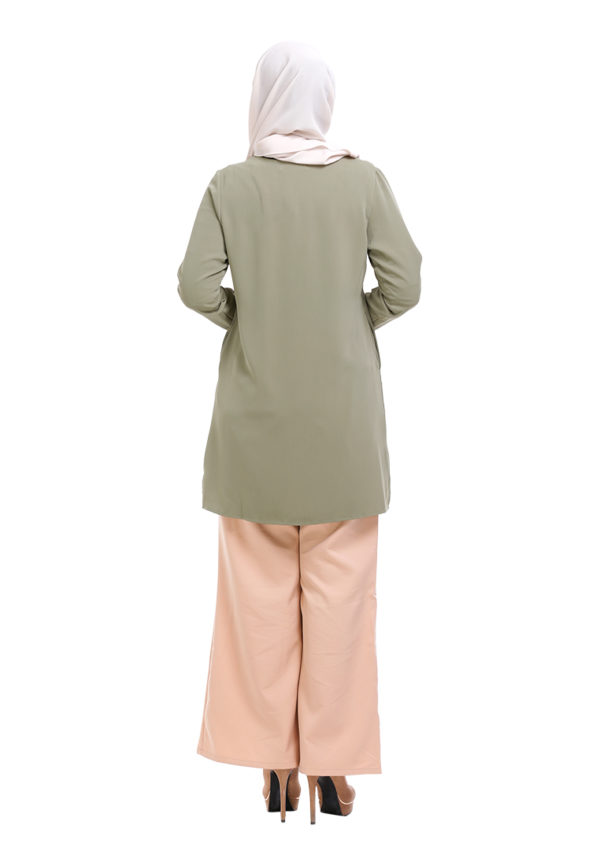 Vivan Blouse Green (5)