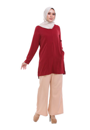 Vivan Blouse Red (1)