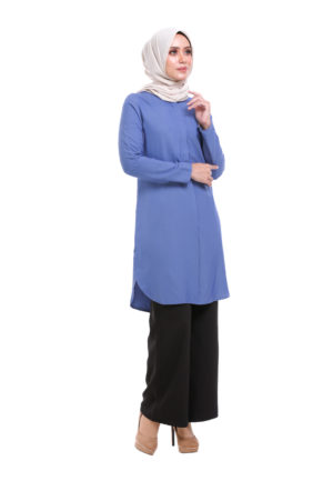 Dacla Blouse Blue (5)
